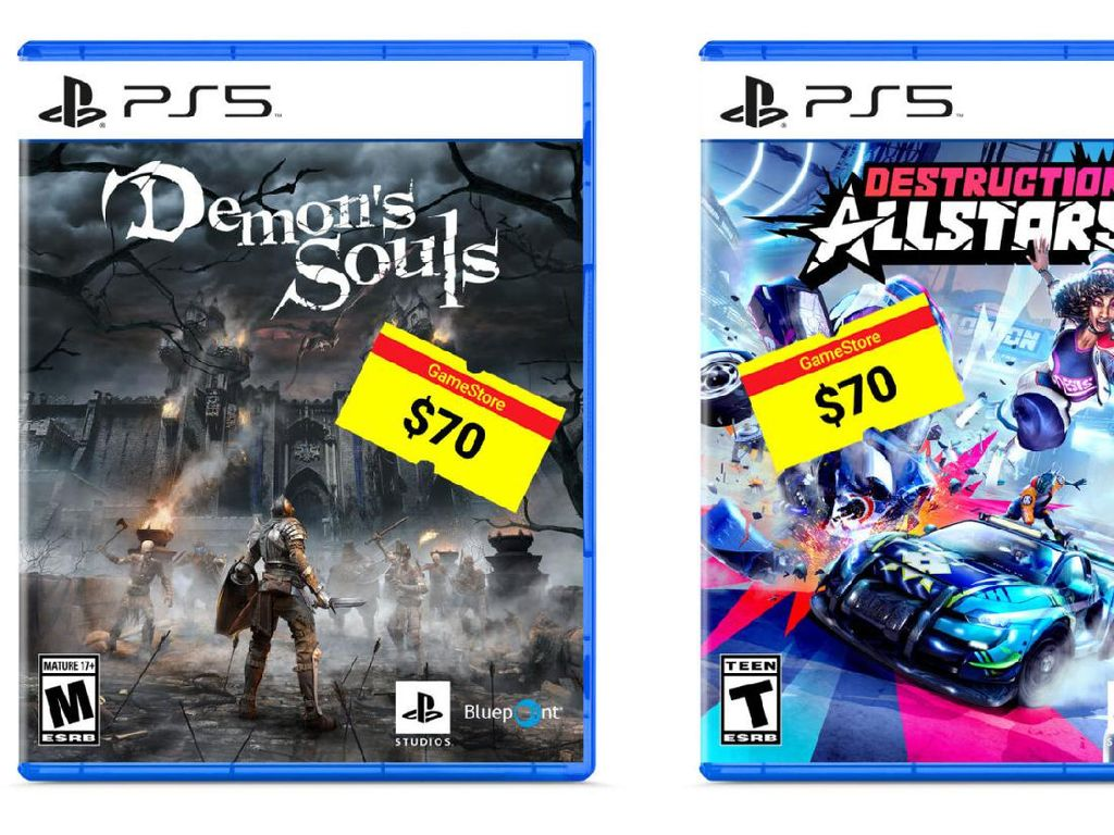 Dear Gamer, Harga Per Game PS5 Sampai Rp 1 Jutaan