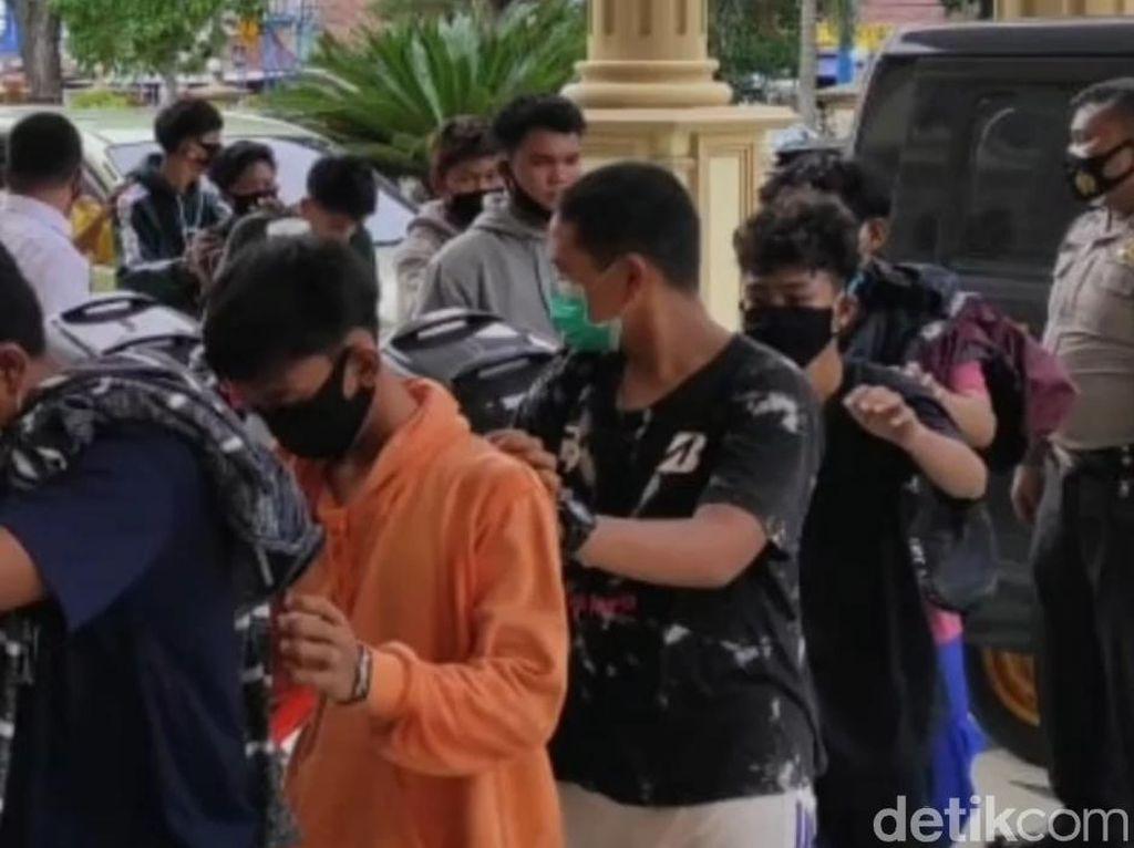 Sempat Diamankan Polisi Saat Demo Ricuh di Jambi, 28 Pelajar-Mahasiswa Kini Bebas
