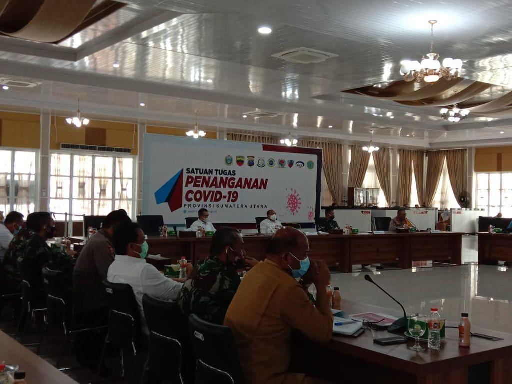 Diminta Surati Jokowi soal Omnibus Law, Gubsu: Lain Ridwan Kamil, Lain Edy
