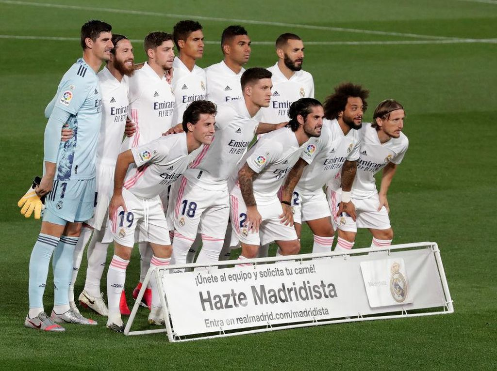 Saat Real Madrid Tak Tergiur Uang