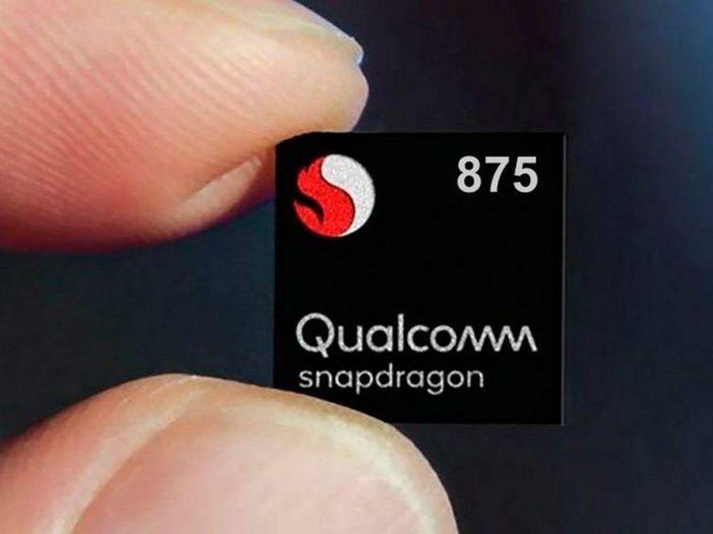 Skor Snapdragon 875 di AnTuTu Libas A14 Bionic, Berapa?
