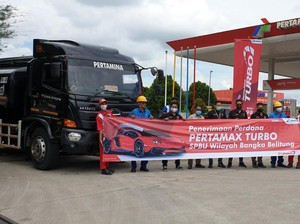Pertamina Perluas Pemasaran BBM Pertamax Turbo di Bangka Belitung