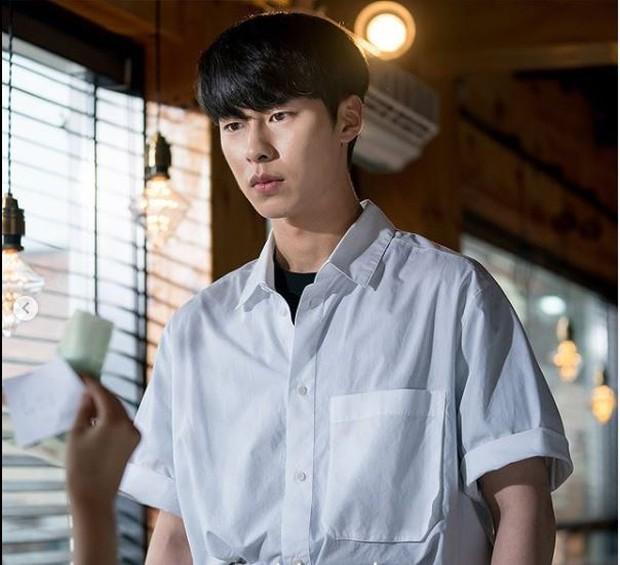 Foto karakter Sun Woo Jun dalam drama Do Do Sol Sol La La Sol