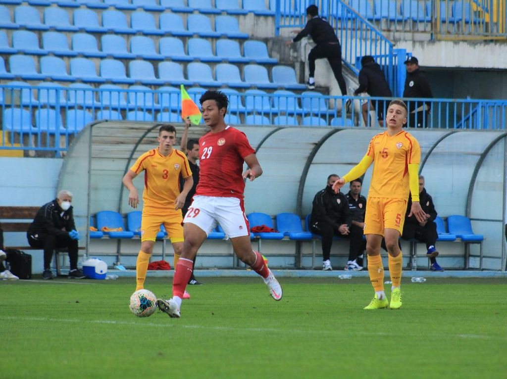 Timnas U-19 Imbang, Shin Tae-yong Segera Perbaiki Kelemahan Timnya