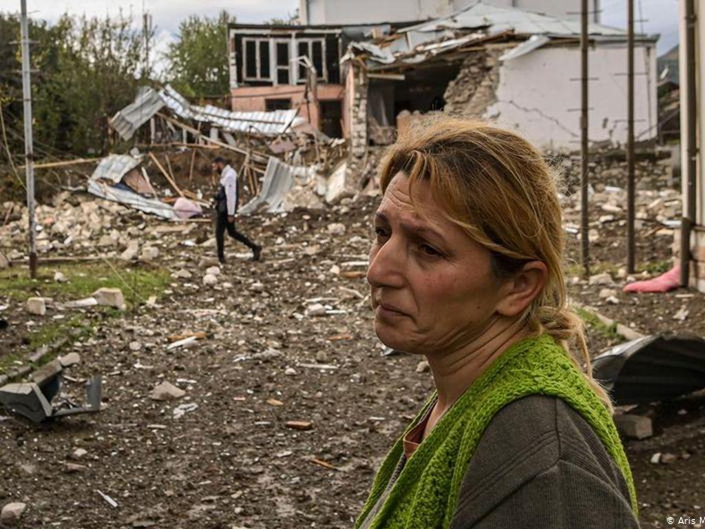 UE Serukan Negosiasi Atas Pelanggaran Gencatan Senjata Nagorno-Karabakh