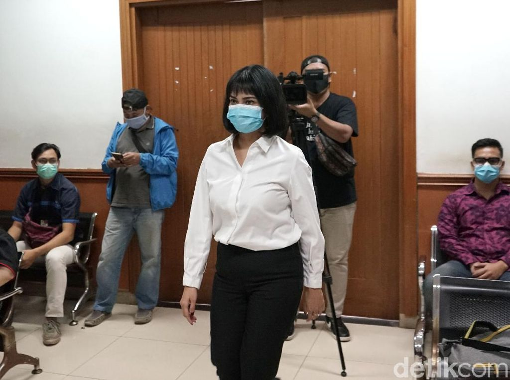 Sidang Vanessa Angel Lanjut Hari Ini, Jaksa Akan Tanggapi Pleidoi