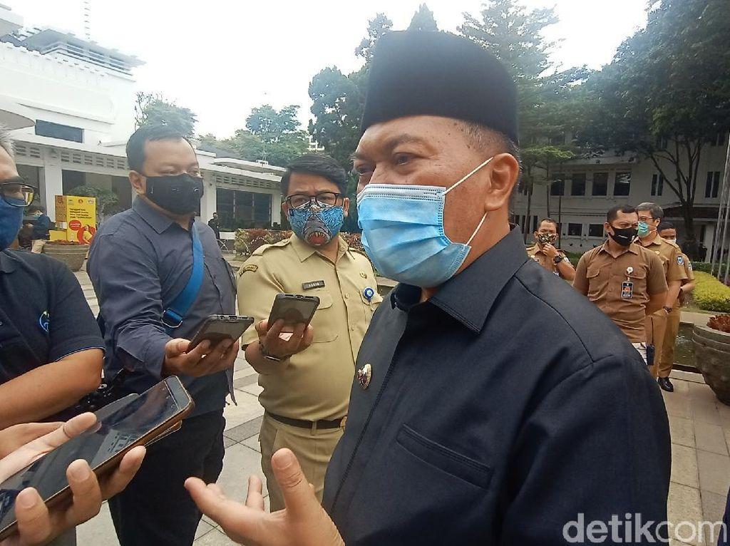 Proyek Flyover Soekarno Hatta, Walkot Bandung: Sedang Proses Lelang