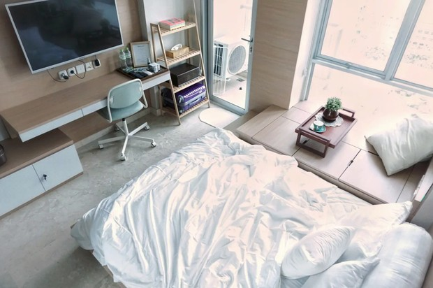 Airbnb rooms