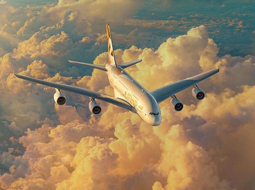 Terobosan Etihad di 2021: Buka Penerbangan Harian UEA ke Israel