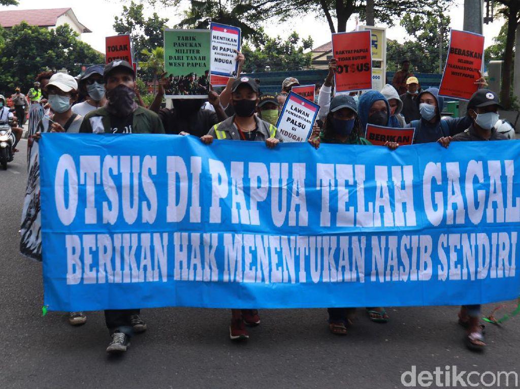 LIPI: Pemerintah Nilai UU Otsus Berhasil, Tapi Gagal Bagi Rakyat Papua