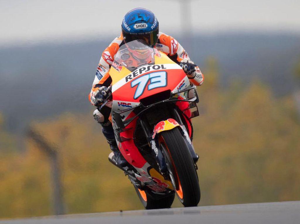 Berkat Marc, Ini yang Bikin Alex Marquez Mulai Kompetitif di MotoGP