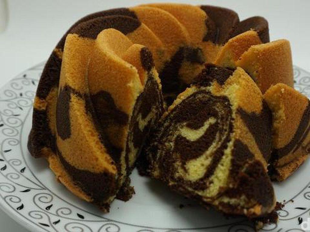 5 Bolu Jadul Ini Tetap Eksis, dari Marmer Cake hingga Nougat