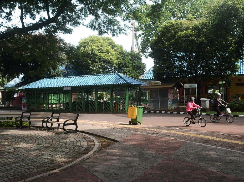 Taman Margasatwa Ragunan Tutup di Hari Natal dan Tahun Baru
