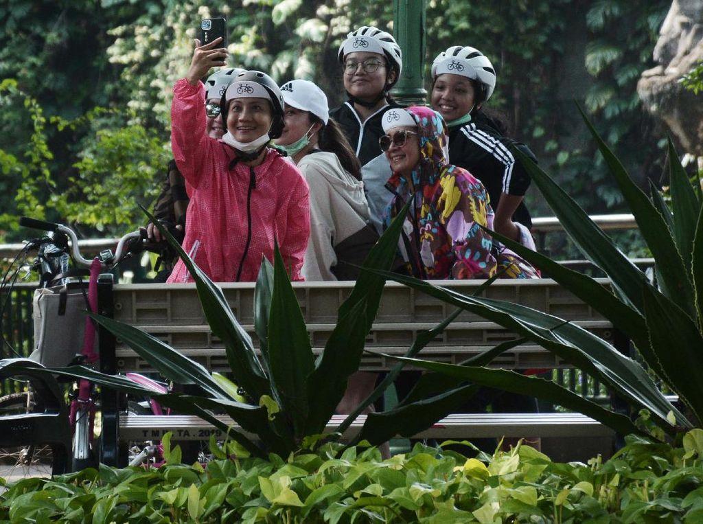 Kunjungan Wisman ke DKI Jakarta Anjlok hingga 99%