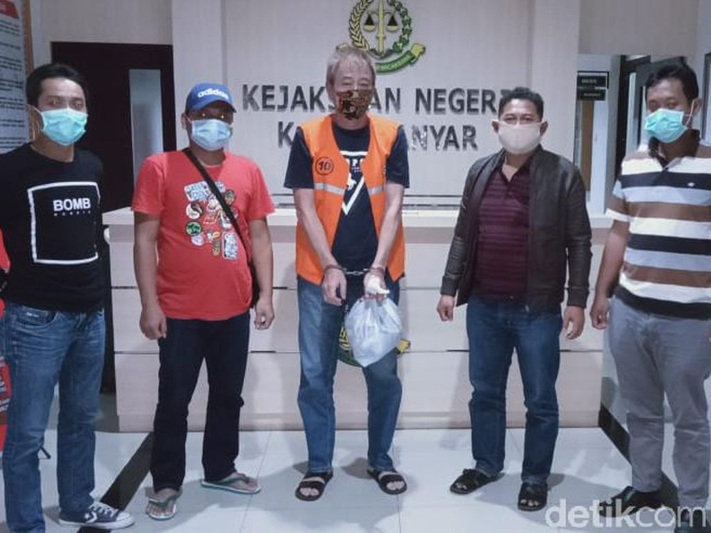 Buron 2 Tahun, Terpidana Penyalur TKI Ilegal Ditangkap