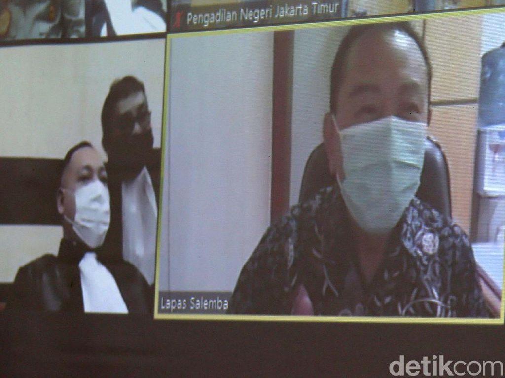 Pengacara Sebut Sidang Online Merugikan Djoko Tjandra