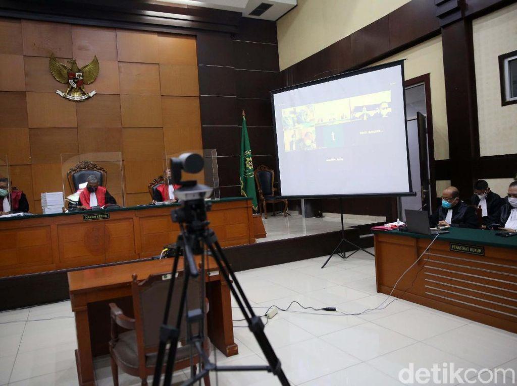 Didakwa Palsukan Surat Jalan, Djoko Tjandra-Brigjen Prasetijo Ajukan Eksepsi