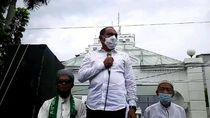 Gubsu Edy Duga Ada yang Mobilisasi Massa Rusak Mobil Satgas COVID-19