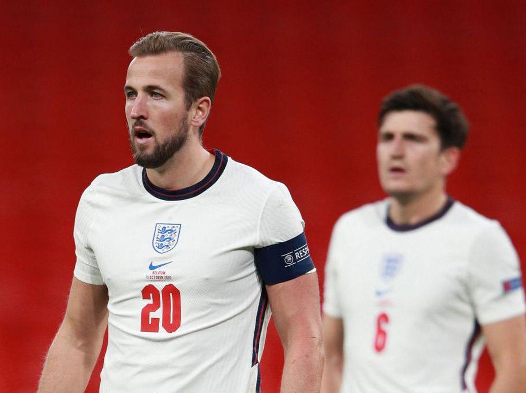 Mau Mainkan Kane, Southgate Sudah Izin ke Tottenham