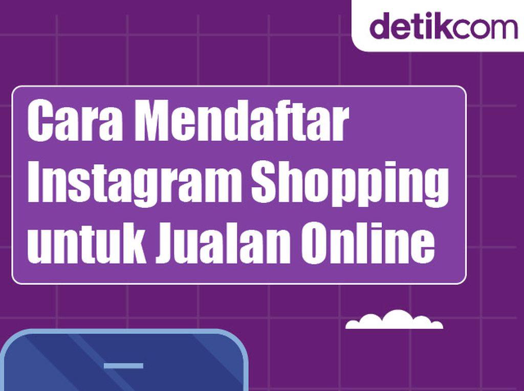 Panduan Daftar Instagram Shopping
