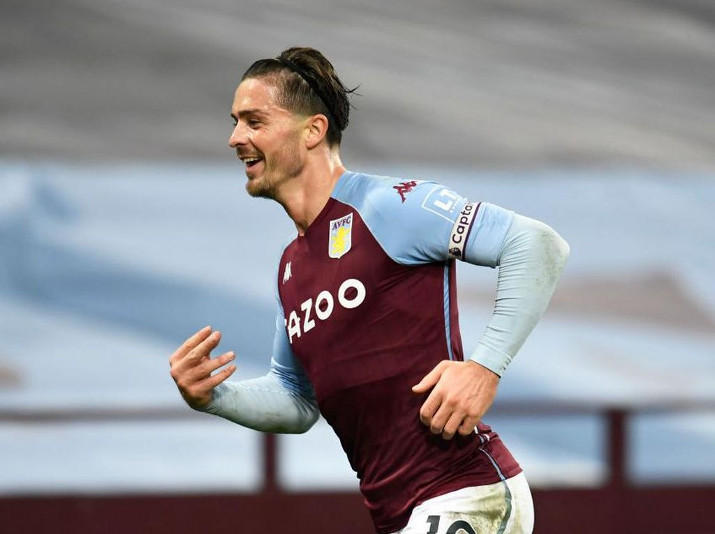 Guardiola Serius Mau Jack Grealish