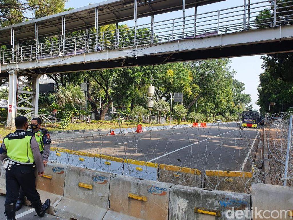 12.000 Personel TNI-Polri Amankan Demo PA 212 di Patung Kuda