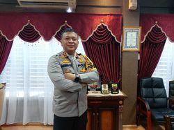 Polda Riau Segera Proses Hukum Kompol IZ yang Jadi Kurir Sabu