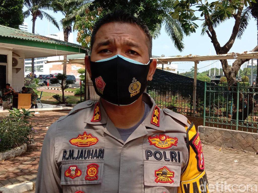 Polisi Akan Arahkan Massa yang Ingin Demo di DPR ke Jalan Gerbang Pemuda