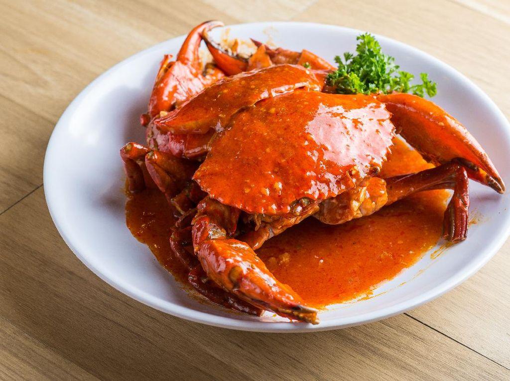 Resep Kepiting Asam Manis ala Resto Seafood