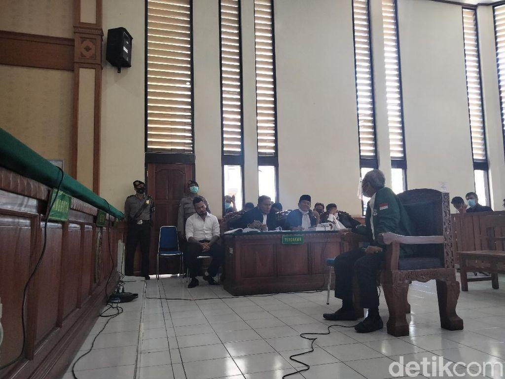 Bersaksi di Sidang Jerinx, Ketua IDI Bali: Saya Hanya Jaga Marwah IDI