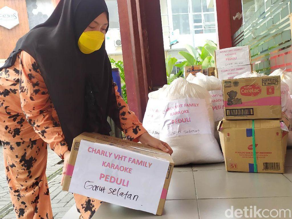 Dua Ribu Kepala Keluarga di Garut Terdampak Bencana
