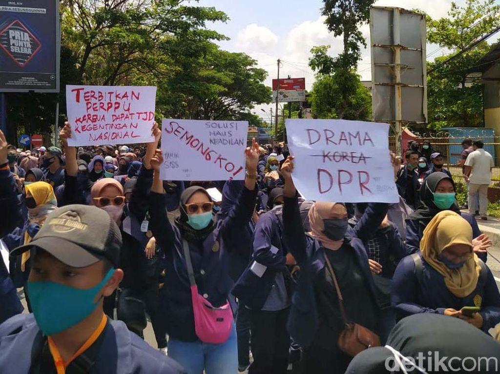 105 Pelajar Diamankan Saat Akan Ikut Demo Omnibus Law di Kota Magelang