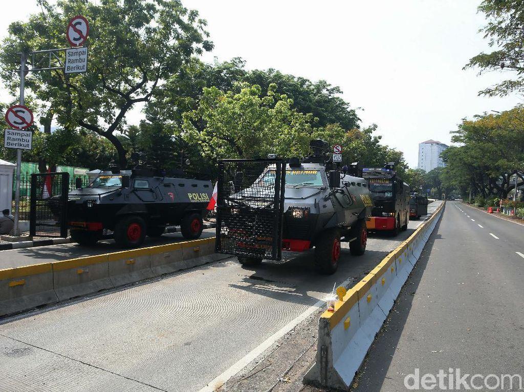 BEM SI Demo Omnibus Law Siang Ini, Kumpul Massa Dipusatkan di Patung Kuda