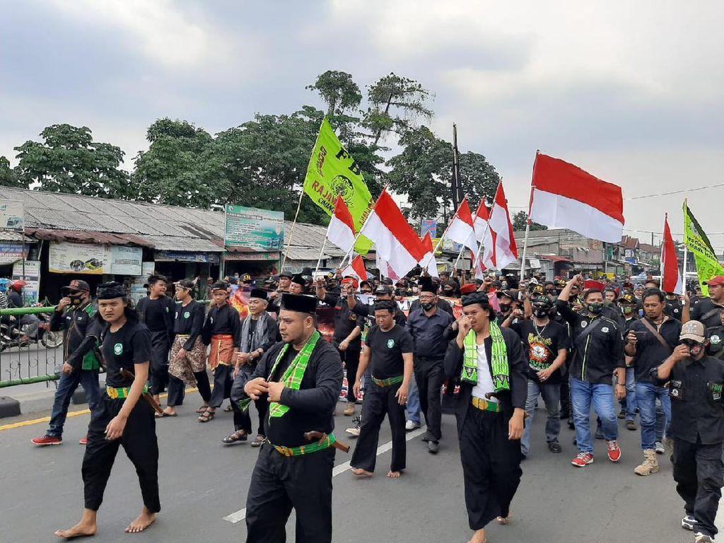 Cegah Perusuh, Ormas di Depok Bantu Polisi Jaga Keamanan Kampung