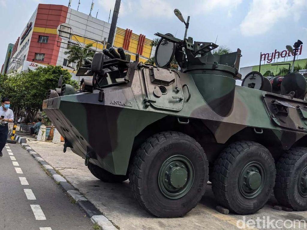 Spesifikasi Panser Anoa yang Mau Diborong Tentara Malaysia