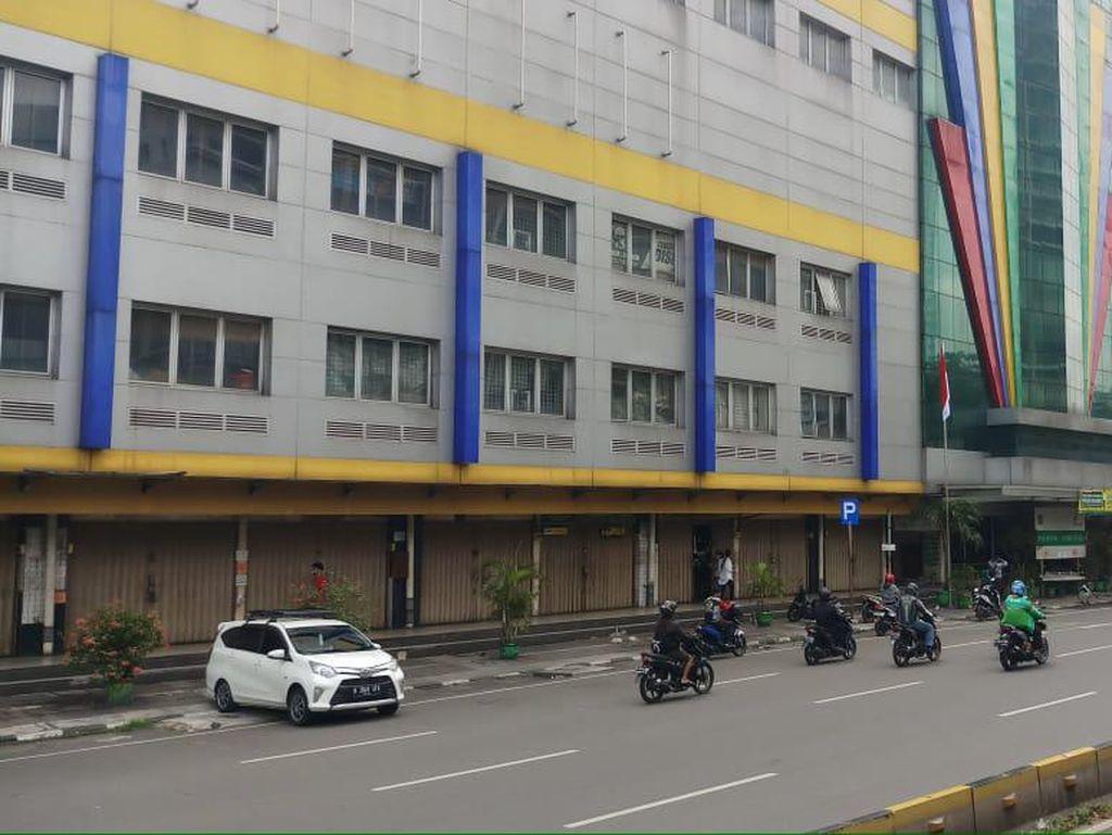 Imbas Demo PA 212 dkk, Pasar HWI Lindeteves Glodok Tutup Hari Ini