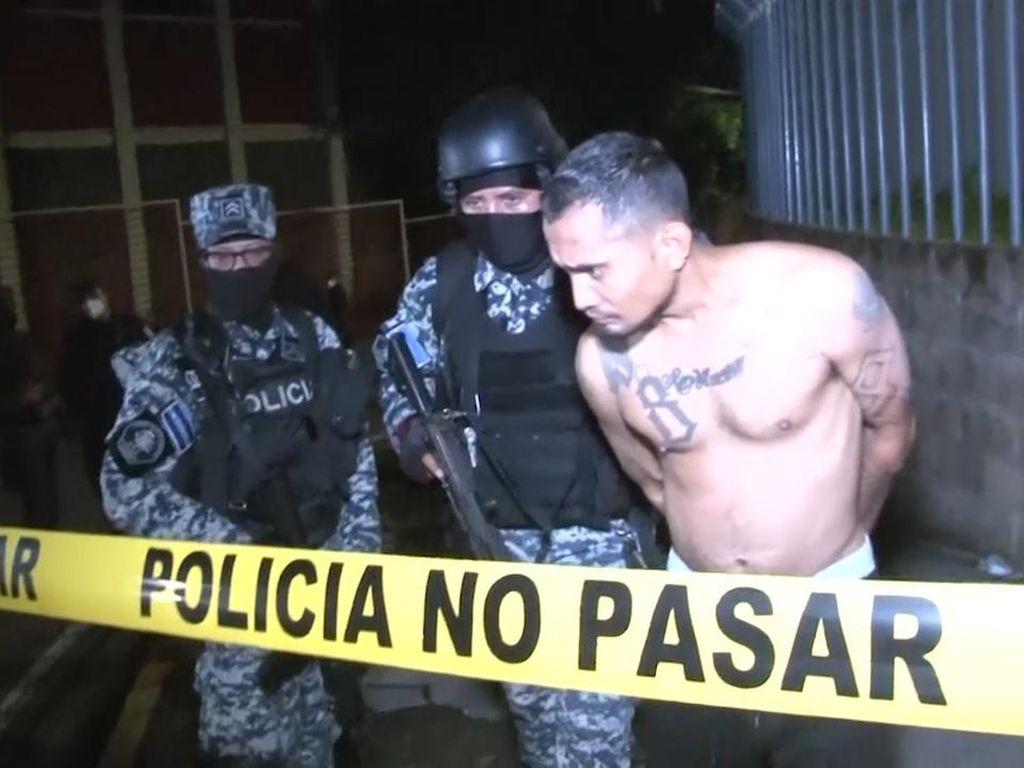 Pertikaian Antargeng di El Salvador Tewaskan 6 Orang