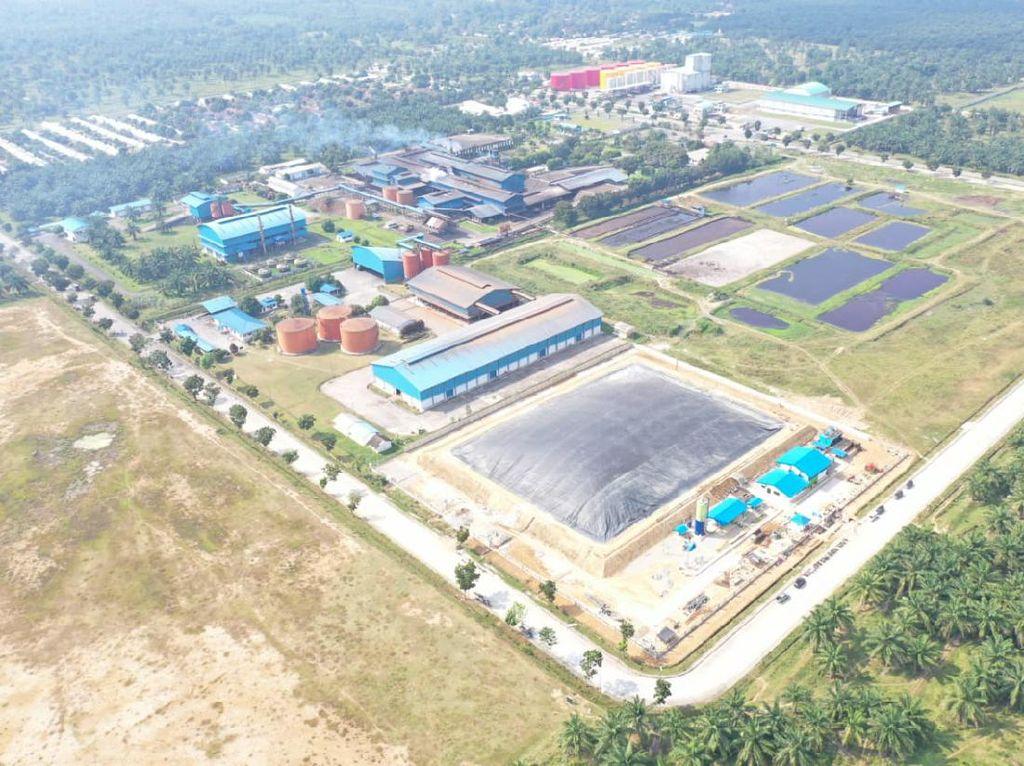 PLTBg Sei Mangkei Sudah Hasilkan 6,9 Juta kWh Listrik hingga Saat Ini
