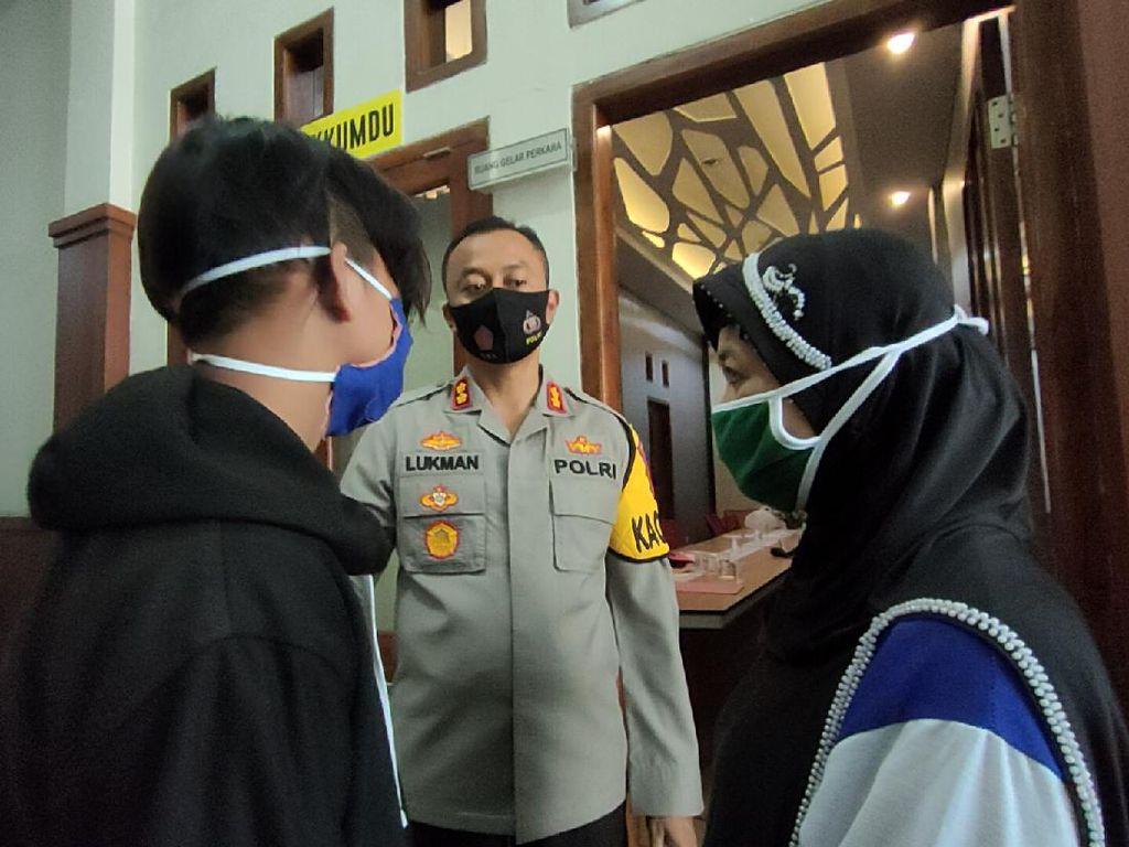 5 Remaja yang Diamankan Saat Demo Omnibus Law di Kediri Dikembalikan ke Ortu