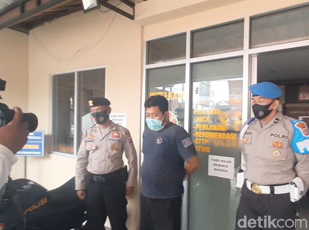 Colek Payudara Wanita Penjual Angkringan, Pria Ini Diciduk Polisi