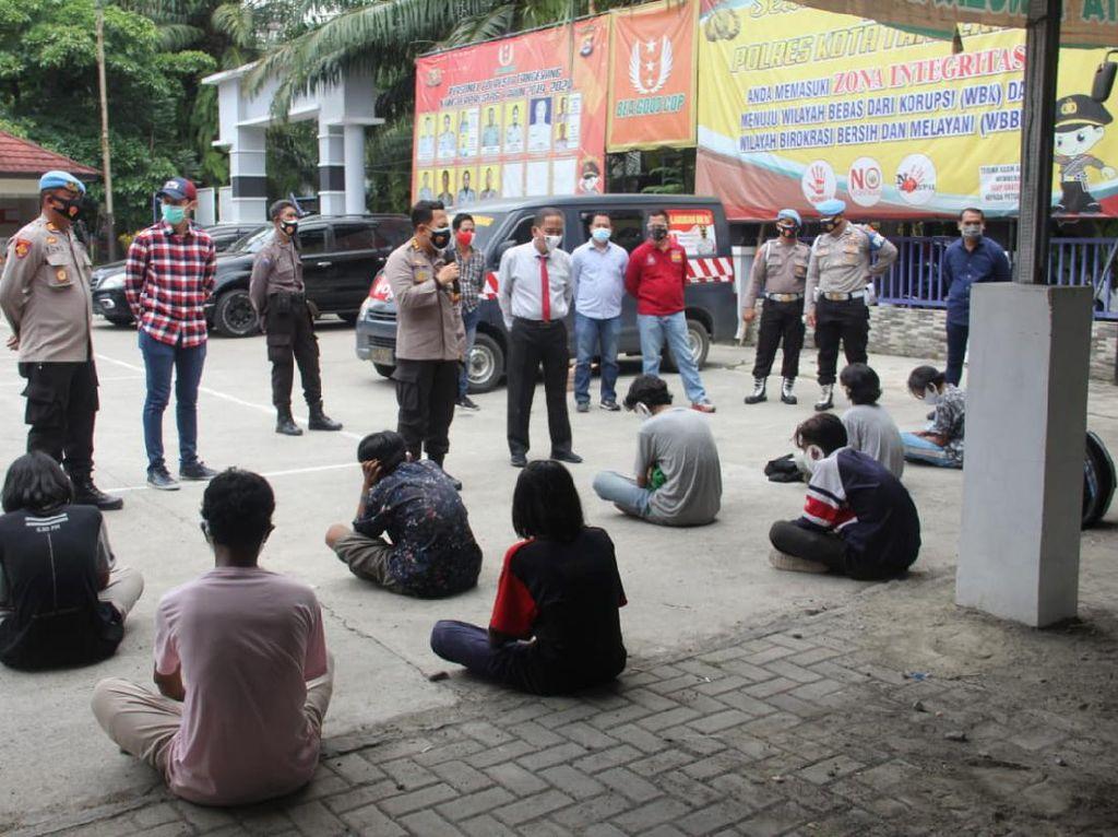 Dikritik karena Ancam Tak Terbitkan SKCK Pendemo, Ini Kata Polres Tangerang Kota