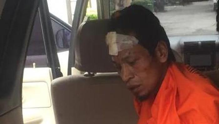 Tampang tersangka pembunuhan bocah di Aceh yang cegah ibu diperkosa