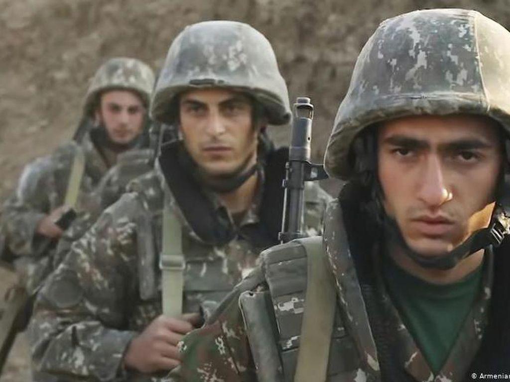 Turki Ingin Pasukan Armenia Angkat Kaki dari Tanah Azeri