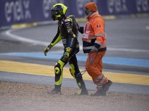 Valentino Rossi Hancur di MotoGP 2020, Ini 5 Penyebabnya