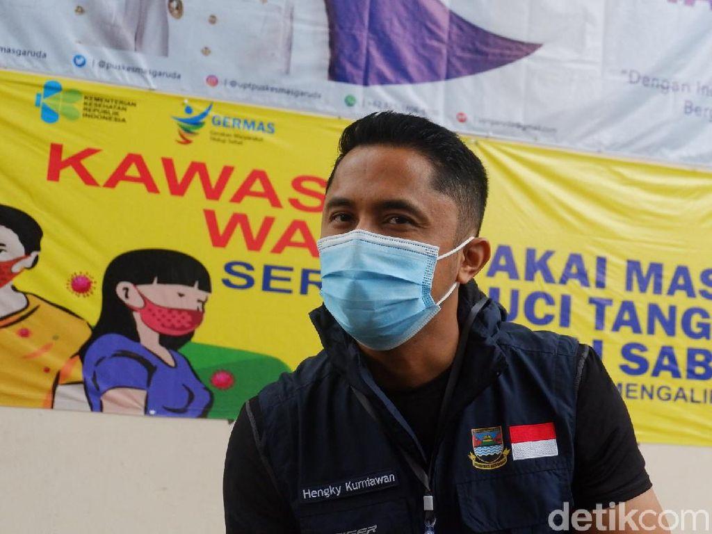 Besok Disuntik Vaksin Corona, Hengky Kurniawan Masih Tunggu Hasil Swab