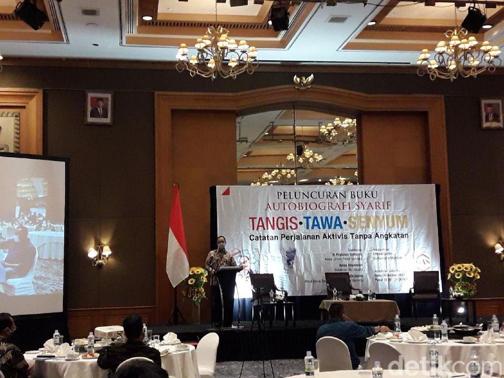 Ahok Absen di Acara Anggota DPRD DKI, Titip Salam ke Anies