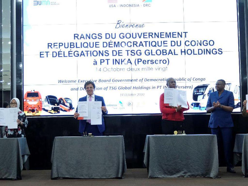 5 BUMN Siap Keroyokan Bangun Megaproyek di Afrika US$ 11 Miliar