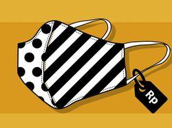 PSBB Ketat Bikin Harga Masker dan Hand Sanitizer Melejit Lagi?