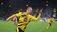 Raiola: Dortmund Ingin Haaland Bertahan, tapi...