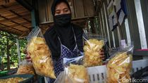 Gurihnya Bisnis Camilan Selama Pandemi